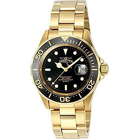 Invicta Men's 9311 Mako Swiss Pro Diver Quartz Gold Stainless Steel Watch