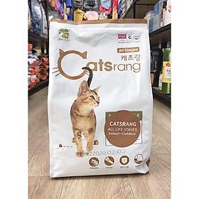 Hạt catsrang cho mèo từ 6 tháng tuổi trở lên- 2kg