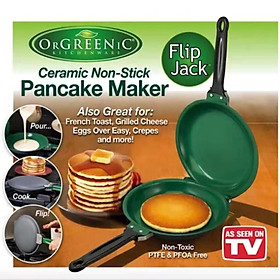 Chảo rán bánh 2 mặt tiện lợi Ceramic Pancake Maker