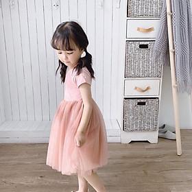 Biểu đồ lịch sử biến động giá bán {Freeship} Váy công chúa Hàn Quốc cho bé