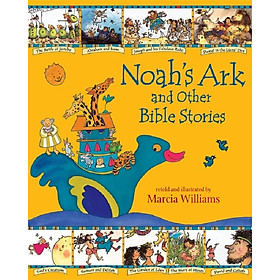 Sách tiếng Anh - Noah's Ark and other bible stories