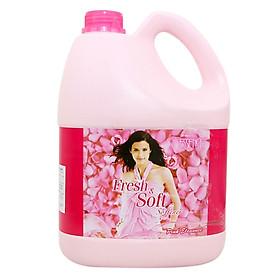 Nước Xả Vải Fresh & Soft Chai 3.6L