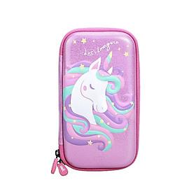 Hộp bút học sinh hình pony size M