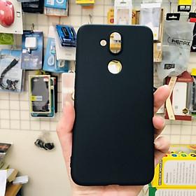 Ốp lưng cho Nokia 8.1 silicon dẻo đen cao cấp
