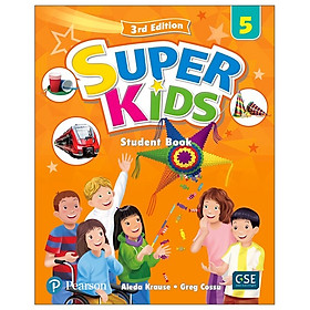 Superkids 3rd Student Book With Audio CDs And PEP Access Code Level 5