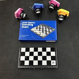 Bộ cờ vua nam châm mini Standing Chess