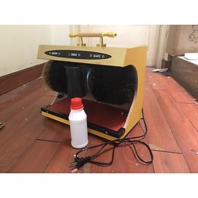 Máy đánh giày mini tự động HX-4 kèm xi đánh bóng