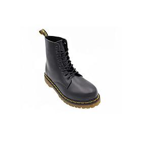 Giày Da Cao Cổ Nam DR1460 - Đen