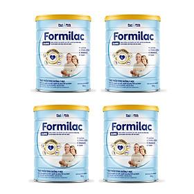 Bộ 4 Lon Sữa bột Formilac SURE (người cao tuổi) - 900g