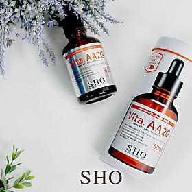Tinh chất dưỡng trắng làm sáng da chống lão hóa SHO Vita. AA2G REAL VITA AA2G AMPOULE-2