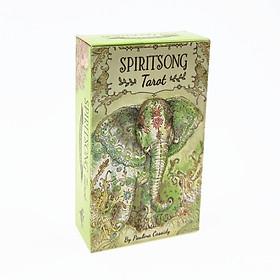 Bộ Bài Bói Tarot Spiritsong New Cao Cấp Bản Đẹp