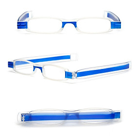 360 Degrees Folding Fashion Colorful Rotate Reading Glass Eyeglass Spectacle