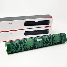 Loa Thanh Soundbar Bluetooth Công Suất Lớn A15 Âm Thanh Siêu Trầm Để Bàn Dùng Cho Máy Vi Tính PC, Laptop, Tivi ( giao màu ngẫu nhiên )