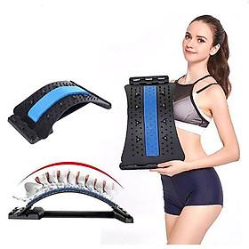 Khung nắn chỉnh hình cột sống và massage diện chuẩn mới nhất - hỗ trợ điều trị thoát vị đĩa đệm, nhức mỏi lưng