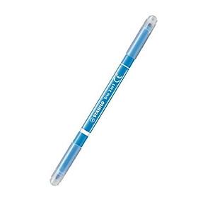 Bút nước Trio 2 in 1 xanh nhạt TR223-11