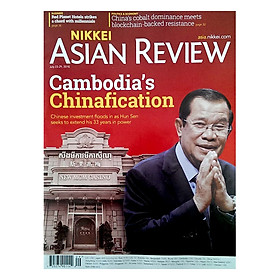 Nikkei Asian Review: Cambodia'S Chinafication - 29