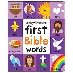 First 100 Bible Words (First 100 Soft To Touch)