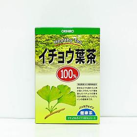 Trà lá bạch quả hỗ trợ trí nhớ Orihiro