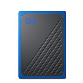 Ổ cứng di động SSD Western Digital  My Passport GO 1TB - Hàng Nhập Khẩu