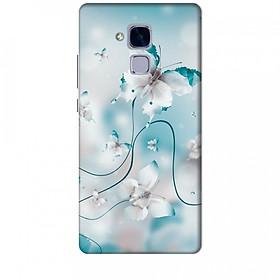 Ốp lưng dành cho điện thoại Huawei GR5 MINI Cánh Bướm Xanh Mẫu 1