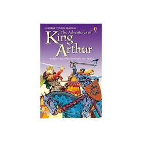 Usborne Young Reading Series Two: The Adventures of King Arthur