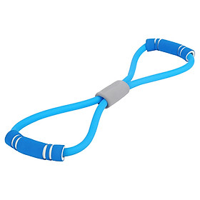 Fitness Pull Rope Tension Band Practical TPE 4 Color Stretch Arm Apparatus Puller