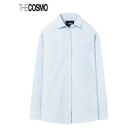 Áo Sơ Mi Nam The Cosmo JAMES SHIRT 2 Màu TC1022098
