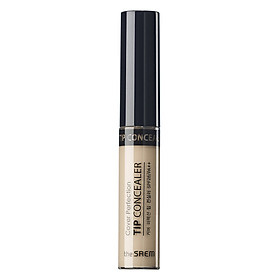Kem Che Khuyết Điểm The Saem Cover PerfectionTip Concealer (6.5g)