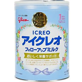 Sữa Công Thức Glico Icreo Follow Up Milk Số 1 (820g)