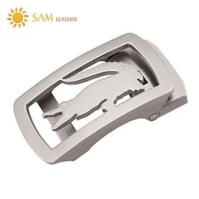 Mặt Khóa Thắt Lưng - Đầu Khóa Thắt Lưng SAM Leather SMDN013CSB