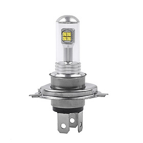 Bóng Đèn LED Pha Siêu Sáng Tia Hi/Lo H4 (6500K 12V) (8 LED)
