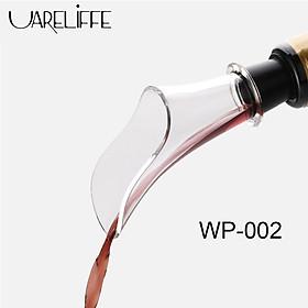 Dụng cụ rót rượu Uareliffe 2 in 1 Mini Máy rót rượu nhanh chóng giúp dễ dàng vệ sinh cho nhà bếp