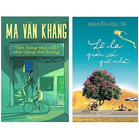 Combo Sách :  Năm Tháng Nhọc Nhằn Năm Tháng Nhớ Thương +  Lê La Quán Xá Quê Nhà