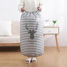 Túi đựng chăn màn quần áo đa năng chống ẩm xuất Nhật cỡ lớn