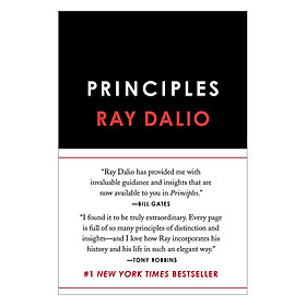 Principles: Life and Work (Hardback)