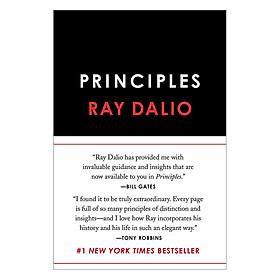 Sách tiếng Anh - Principles: Life and Work (Hardback)