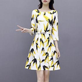 Váy Thời Trang Dáng Chữ A Cho Nữ