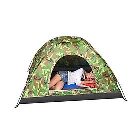 Lều Cắm Trại Du Lịch Vải Cao Cấp Loại To