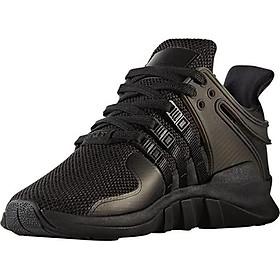 adidas Originals Women's EQT Support ADV Running Shoe, White/White/Grey, 7 M US
