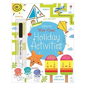 Usborne Holiday Activities