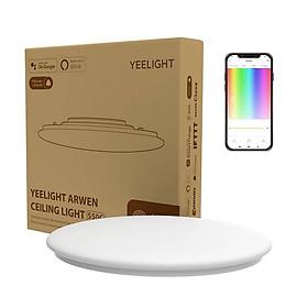 Đèn Led Ốp Trần Thông Minh Yeelight Arwen C - 50W - Led RGB hắt trần - Hàng Chính Hãng - Bản Quốc Tế Mihome Global