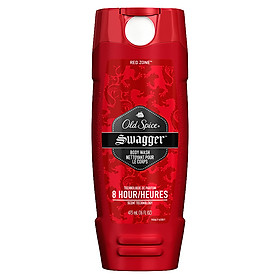 Sữa Tắm Nam Old Spice Red Zone Swagger Body Wash 473ml