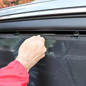 4Pcs Sliding Sun Shade Hook Clips for Honda Odyssey 2005-2010 Sliding Door