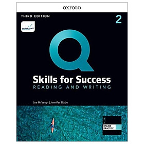 Q: Skills For Success: Level 2: Reading And Writing Student Book With iQ Online Practice - 3rd Edition