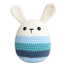 Thỏ Trứng Xanh L - Huge Easter Egg Blue - WT-073BLU-L