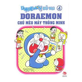 Doraemon Đố Vui (Tập 4) - Doraemon Chú Mèo Máy Thông Minh (Tái Bản)
