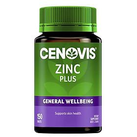 Cenovis Zinc Plus 25mg 150 Tablets