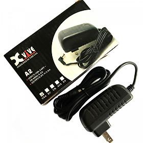 Nguồn Adapter 9V 2A Xvive xịn cho Phơ Guitar Effect Pedal A2 (Cục sạc - Fuzz Power Supply AC-DC cho Boss, Zoom, Dunlop, Vox, Behringer, Nux, Xvive, Joyo, TC Electronic, Roland, Line 6...)