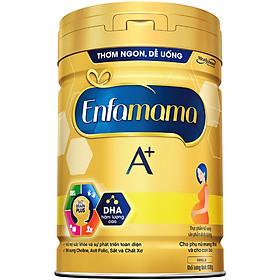 Sữa Bột Enfamama 360° Brain Plus Cho Mẹ Mang Thai Và Cho Con Bú - Vị Vanilla - 830g