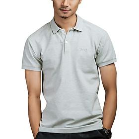 Áo Thun Nam Cotton Polo Jago ATC010XAMN - Xám